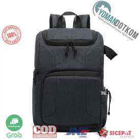 WCB Andoer Tas Kamera DSLR Multifungsi Camera Backpack Waterproof