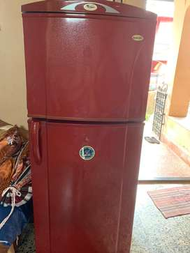Whirlpool refrigerator in good condition for sale