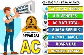 Service AC, Servis AC, Kulkas, Mesin Cuci