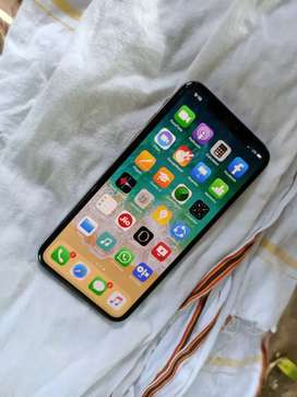 iPhone X 1 year old