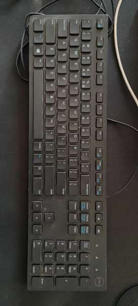Dell Kb 216 wired keyboard
