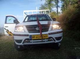 Tata yodha 4x4 pickup..2956cc 4 year bank case..