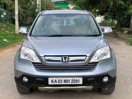 Honda CR-V 2007-2012 2.4 MT, 2007, Petrol