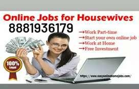 OFFline data entry work home based part time work formatting work