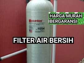 JUAL filter air penjernih Sumur bor PDAM atasi bau,karat,kuning dll.