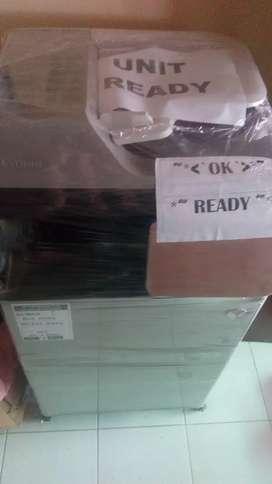 Ready + Big promo spektakuler mesin fotocopy all type + paket Usaha