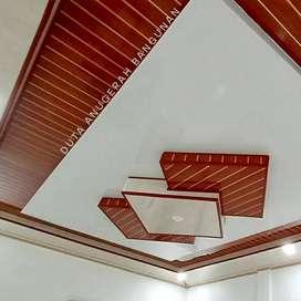Pusat Plafon PVC Lengkap & Murah DENPASAR, BALI