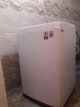 LG uploaded 6.5 Kg washing machine