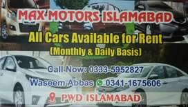 Islamabad   rent a car in  pwd  Islamabad