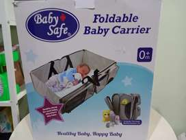 Baby Safe Foldable Baby Carrier