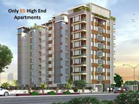 It is a New property in a promising locality