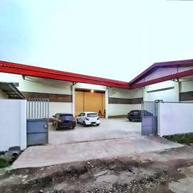 Dijual / Disewa Gudang Baru di Cipondoh, Ijin Industri
