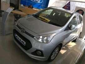 Hyundai Grand I10 Asta 1.1 CRDi, 2014, Petrol