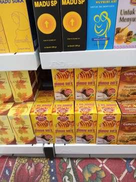 Langsing alami tanpa pusing madu diet herbal