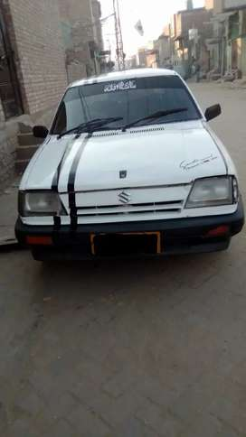 Suzuki Khybar model 1990 urgent sell in 170000