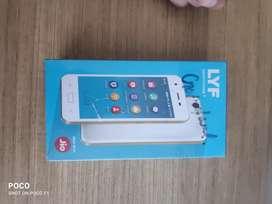 Lyf c451 4g phone