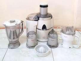 Kitchen Cook Juicer+Blender+Mixer (7in 1)