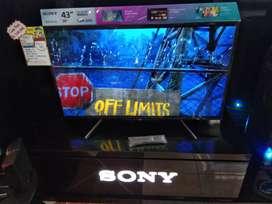 """Tv sony 50"""" bisa di kredit promo bunga nol persen"""