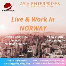 Live and Work in Norway Europe