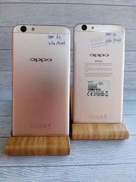 Oppo F1s ram 4/64GB Second Bekas Original