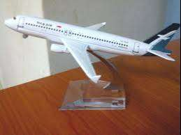 Diecast replica Slik air singapore Terbarukan 0