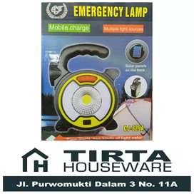 Lampu Emergency Senter  CJ 329 B