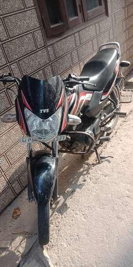 New condition Tvs star sports bike at Sanjay nagar Ghaziabad