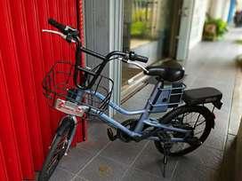 SELIS EOI/301 sepeda listrik (promo)