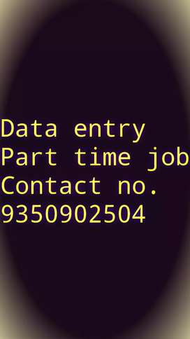 Best opportunity for freshers in typing work