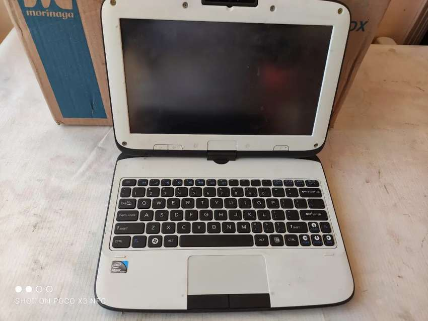 X360 Laptop with SSD 4H battery
