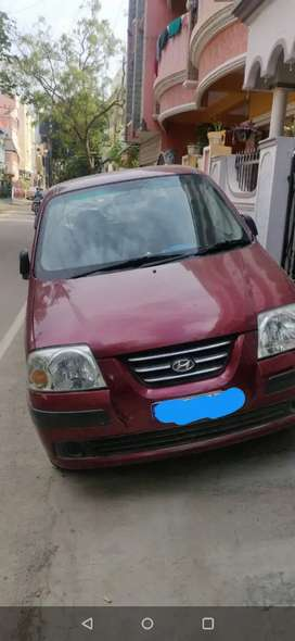 Hyundai Santro Xing 2008 Petrol Well Maintained Automatic