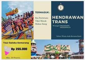 Paket Tour Saloka Semarang
