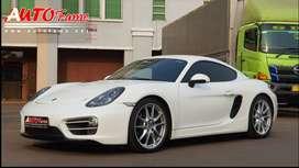 Porsche Cayman 2.7 Sport Chrono 2013 KM 12.000