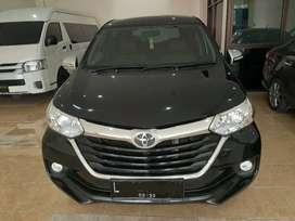 Toyota Grand Avanza 1.3 G 2017 MT Manual Bisa Terima Balik Nama