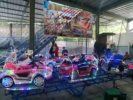 JUAL odong kereta panggung mobil remot campuran mainan anak EK