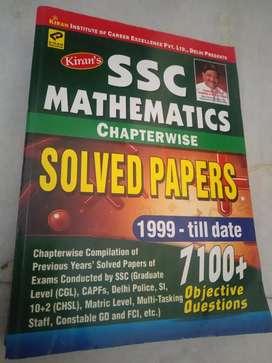SSC mathematics kiran's