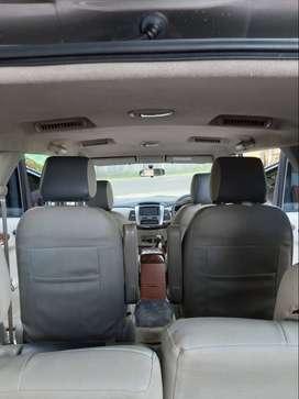 innova seat 2+1need