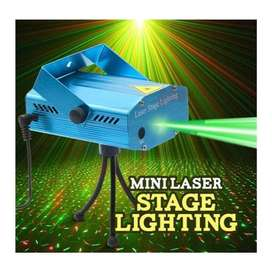 Stage Disco Laser Light Projector