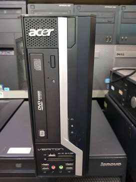 Obral murah pc Acer Core i5 ram 4gb hdd 500 dvd second