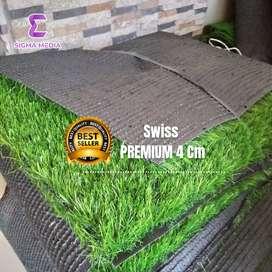 Rumput sintetis swiss premium outdoor dan indoor