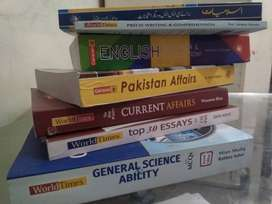 CSS compulsory subjects books for sale
