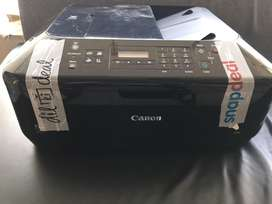 CANON COLOUR PRINTER WITH FAX & SCANNER