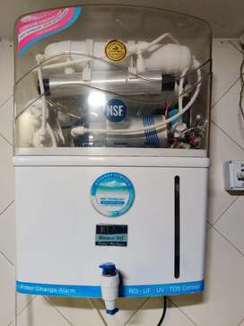 Kent Grand Plus Mineral RO + UV + UF + TDS Control Water Purifier