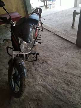 Bike sell in home about to sell at all Mahindra centuries bike sell th