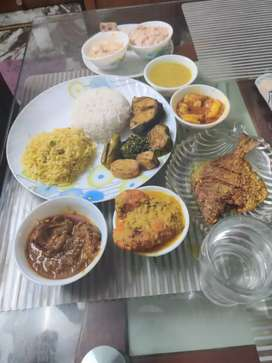 Home made food
