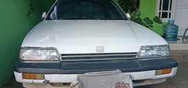 Dijual Accord prestige matic th 1986