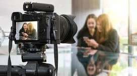 Required Freelance Cinematic operator and Photographer