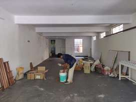 800 sqft office/godown space
