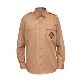 Set Seragam Pramuka SD Baju Panjang Celana Panjang