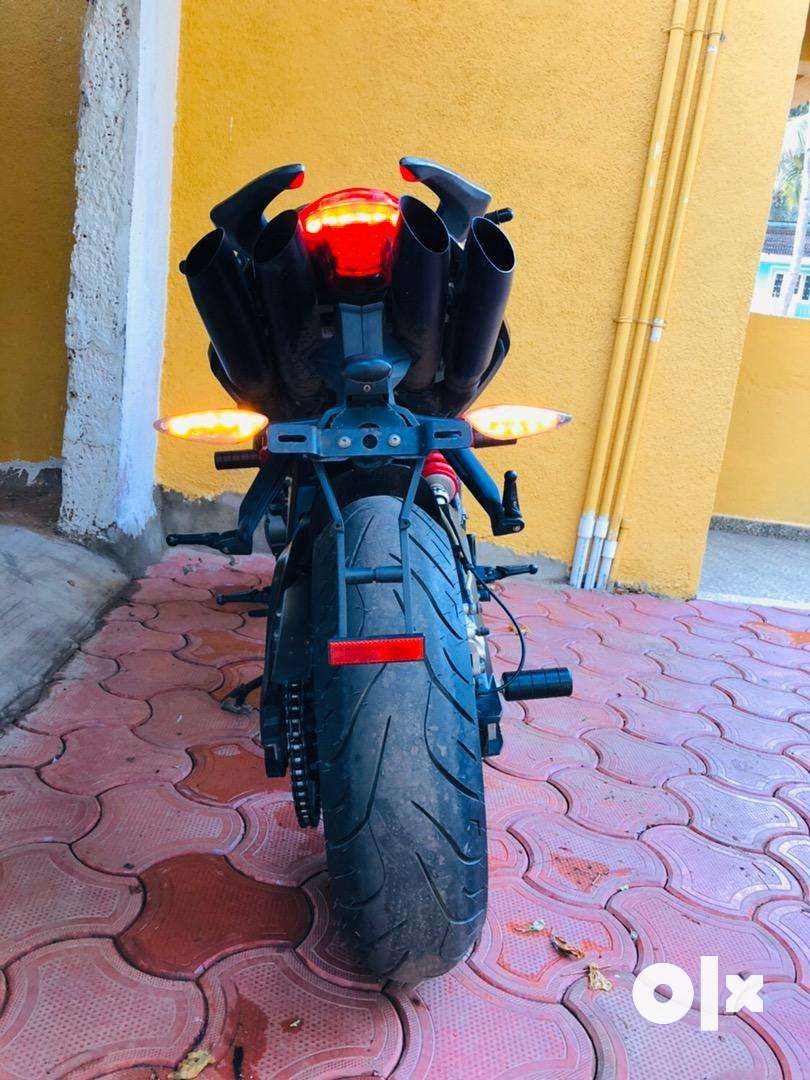 Benelli 600i ABS with toce exhaust system 0